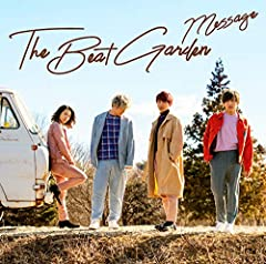 One♪THE BEAT GARDENのCDジャケット