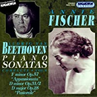 Piano Sonatas Vol. 6. by L.V. Beethoven (1998-10-21)