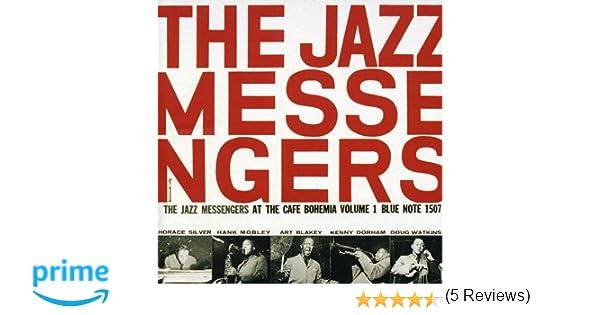 amazon at the cafe bohemia volume 1 art blakey jazz messengers