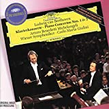 Beethoven: Piano Concertos Nos. 1 & 3 / Michelangeli, Giulini 画像