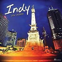 2018 Indy Wall Calendar [並行輸入品]