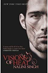 Visions of Heat: Book 2 (PSY-CHANGELING SERIES) Kindle Edition