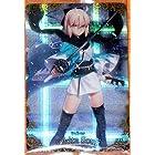 Fate/Grand Order ウエハース2 FGO シークレットカード SSR25 沖田総司