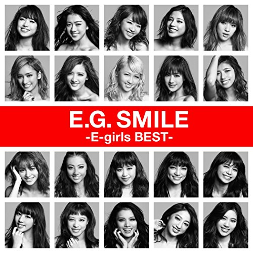 E-girls – E.G. SMILE -E-girls BEST- [FLAC 24bit/48kHz]
