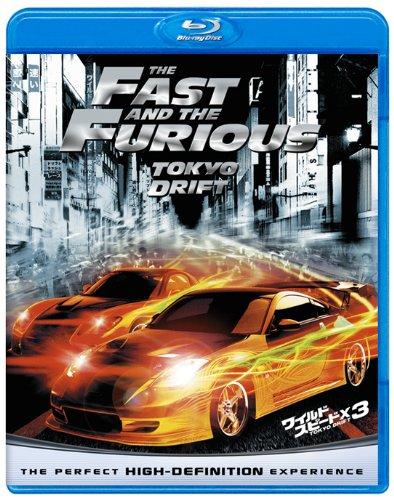 ワイルド・スピードX3 TOKYO DRIFT [Blu-ray]の詳細を見る