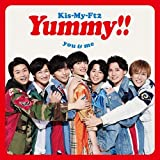 Mr.Star Light♪Kis-My-Ft2のCDジャケット