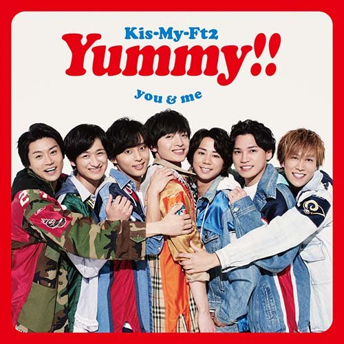 Kis-My-Ft2 – Yummy!! [FLAC +MP3 320 / CD] [2018.04.25]