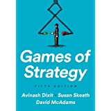 Games of Strategy (Fifth Edition)