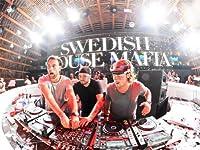【音楽】DJスウェディッシュ・ハウス・マフィア ターンテーブル アートプリントポスター  MUSIC CONCERT DJ SWEDISH HOUSE MAFIA DECKS LV10326