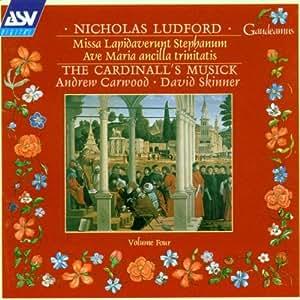 Ludford;Missa Lapidaverunt4
