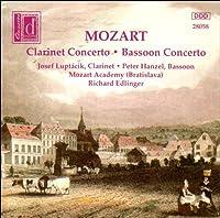 Clarinet Concerto / Bassoon Conerto