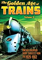 Golden Age of Trains 8 [DVD]