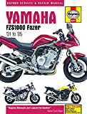 Yamaha FZS1000 Fazer '01 to '05 (Haynes Service & Repair Manual)