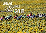 GREAT CYCLING RACES 2018年 カレンダー 壁掛け CL-507
