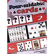 MMS Four-Midable Cards by Eduardo Kozuch - Trick [並行輸入品]