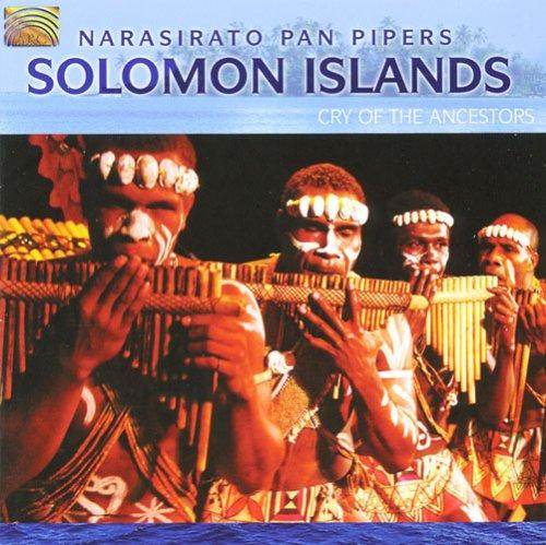 Solomon Is Lands (W/Book)