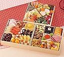 早期割引中(12月30日着) 京菜味のむら おせち「華御所」三段重 40品