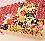 早期割引中(12月30日着)京菜味のむら おせち「華御所」三段重 40品