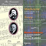 Mackenzie: Scottish Concerto / Tovey: Piano Concerto in A Major (The Romantic Piano Concerto vol 19) (2013-05-03)