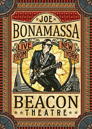 Joe Bonamassa: Beacon Theatre Live From New York [Blu-ray] [Import]