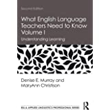 What English Language Teachers Need to Know Vols 1+2 AUS Special Sale: What English Language Teachers Need to Know Volume I: