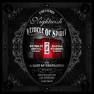 Vehicle Of Spirit (2CD+2BLU-RAY)