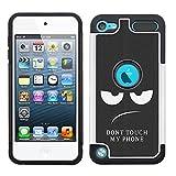 iPod touch 7 / iPod touch 6 / iPod touch 5 ケース Qosea 四角保護カバー TPU シリコン ケース 落下防止衝撃 吸収防指紋 超薄型 軽量 TPU素材 ケース