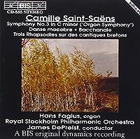 Symphony No. 3; Dance Macabre; by CAMILLE SAINT-SAENS