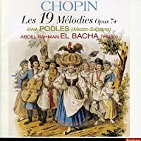 Frederic Chopin: Les 19 Melodies Op