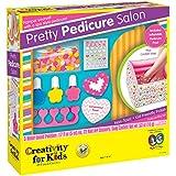 Creativity for Kids Pretty Pedicure Salon Activity プリティキッズペディキュアサロン活動のための創造?ハロウィン?クリスマス?