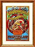アートショップ フォームス ディズニー「フロンティアランド/ビッグサンダー・マウンテン」テーマパーク・ポスターコレクション