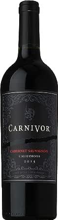 【肉専用黒ワイン】 Carnivor カーニヴォ [ 赤ワイン フルボディ アメリカ合衆国 750ml ]
