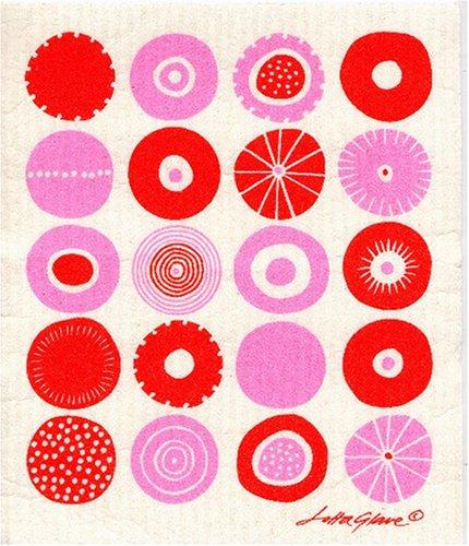 イーオクト スポンジワイプ キャンディ ピンク柄 WX151111