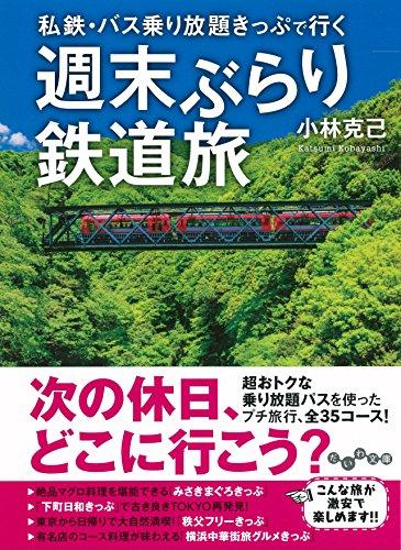 私鉄・バス乗り放題きっぷで行く 週末ぶらり鉄道旅(だいわ文庫 F 301-4)の詳細を見る
