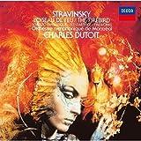 ストラヴィンスキー:バレエ「火の鳥」、幻想的スケルツォ、幻想曲「花火」