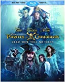 Pirates of the Caribbean: Dead Men Tell No Tales [Blu-ray] [Import] 画像