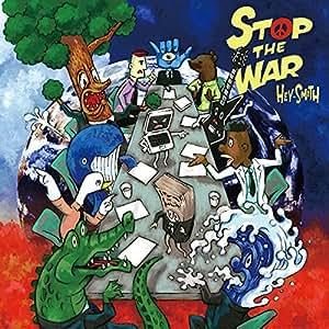 STOP THE WAR(通常盤)