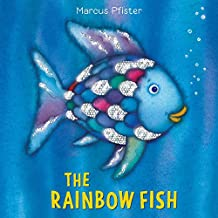 Rainbow Fish Board Book