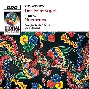 Igor Stravinsky:The Firebird/Claude Debussy: Nocturnes