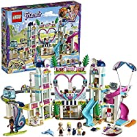 LEGO Friends Heartlake City Resort 41347 Top Hotel Building Blocks Kit for Kids Aged 7-12, Popular and Fun Toy Set for...