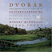 Dvorak: Piano Quartet No. 2 / Romantic Pieces