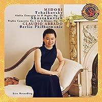 Tchaikovsky / Shostakovich: Violin Concertos
