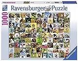 1000ピース ジグソーパズル  99匹の面白い動物 AT 99 lustige Tiere  (70 x 50 cm)