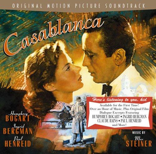 「カサブランカ」オリジナル・サウンドトラック