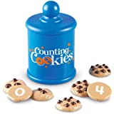 Learning Resources LER7348 Smart Snacks Counting Cookies 11 Pieces