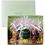 新宿高野 フルーツチョコレート5入EA (ギフト セット) 贈り物 [プチギフト/夏ギフト/お返し/内祝い] 7種類のフルーツ 5袋入り