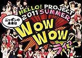 Hello! Project 2011 SUMMER ? ニッポンの未来は WOW WOW ライブ ? [DVD]