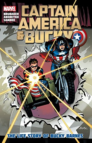 Captain America and Bucky: The Life Story of Bucky Barnes (Captain America (2004-2011)) (English Edition)