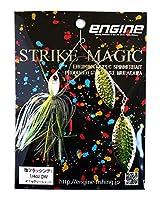 エンジン(ENGINE) ルアー ストライクマジック1/4DW #11セクシーシャッド