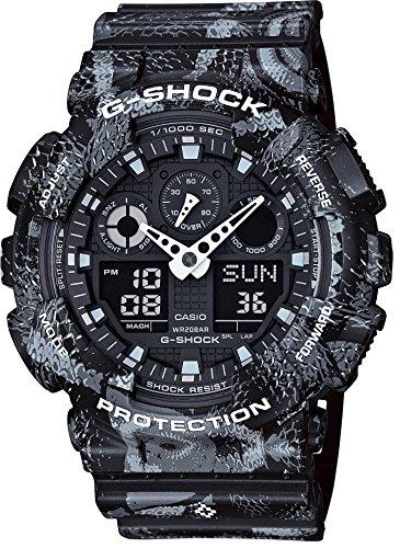 [カシオ]CASIO 腕時計 G-SHOCK MARCELO BURLONタイアップモデル GA-100MRB-1AJR メンズ